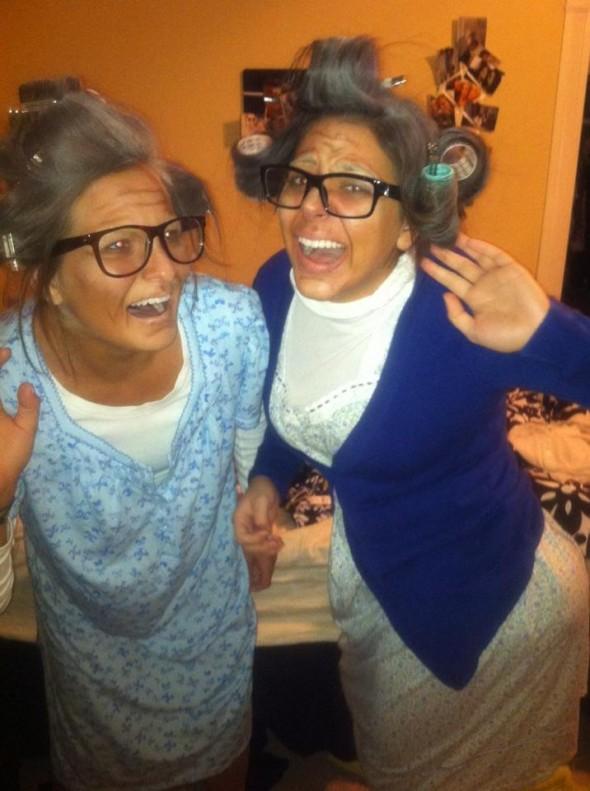 Happy Halloween! Love, Grandma.