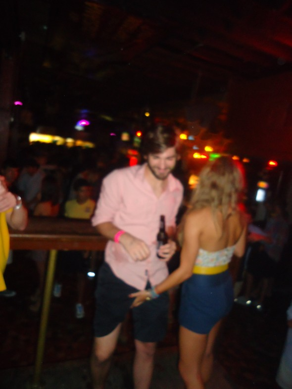 Just a normal night out in New Orleans. TFM.