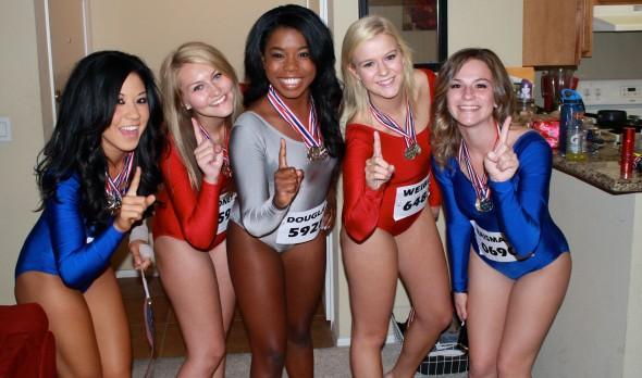 Team USA for the gold. TSM.