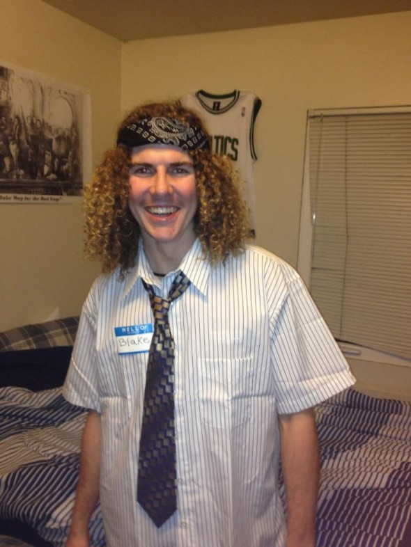 Apparently Blake from Workaholics is in my fraternity.