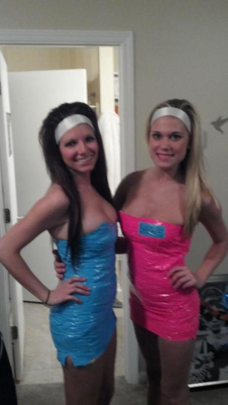Barbie and Teresa. TSM.