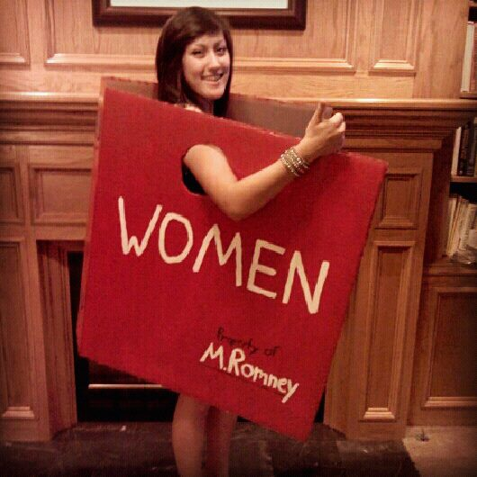 Binders full of women. TFM.