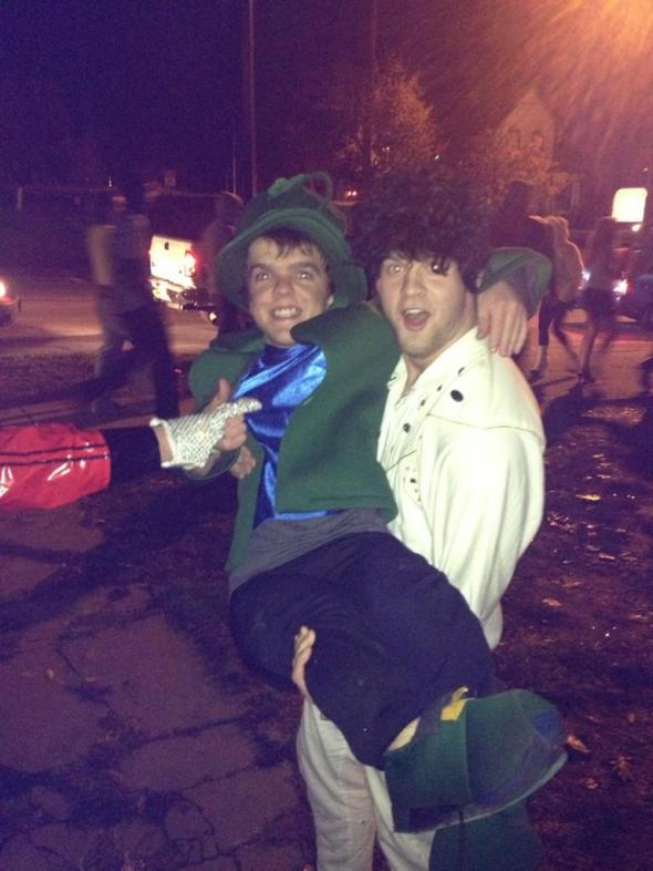 Party like a leprechaun.
