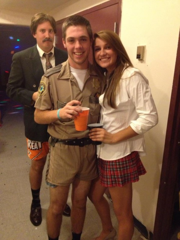 Photobomb by Ron. TFM.