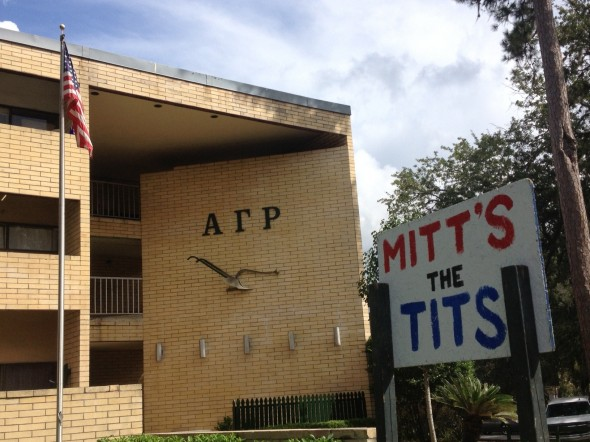 Mitt's the Tits. TFM.