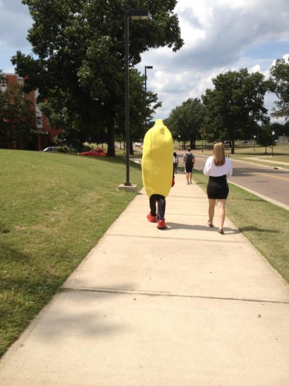 Banana Pledge. TFM.