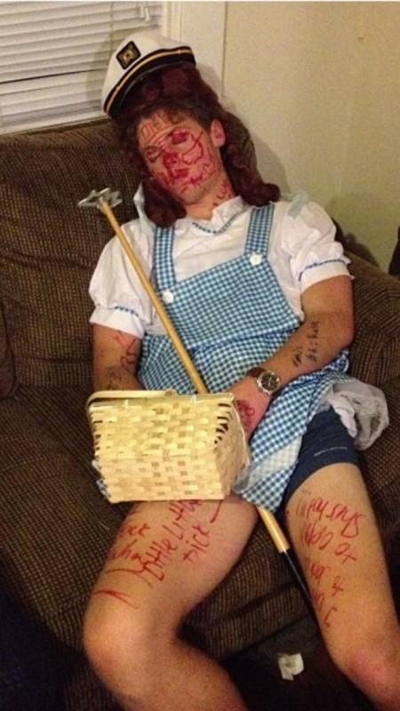 Pledge Dorothy.