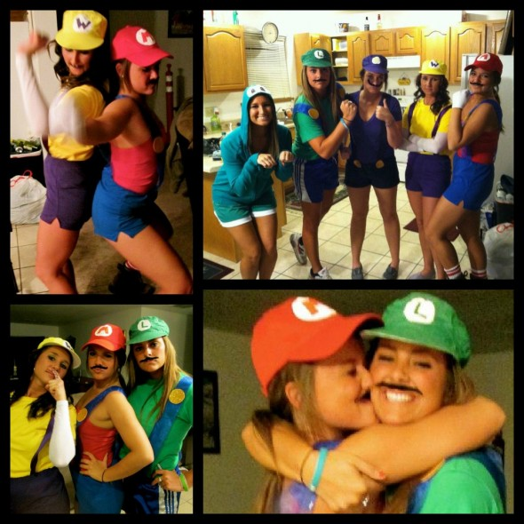 It's no party if it's not a Mario party.