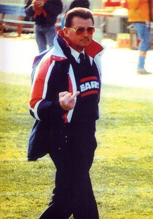 Mike Ditka. TFTC.