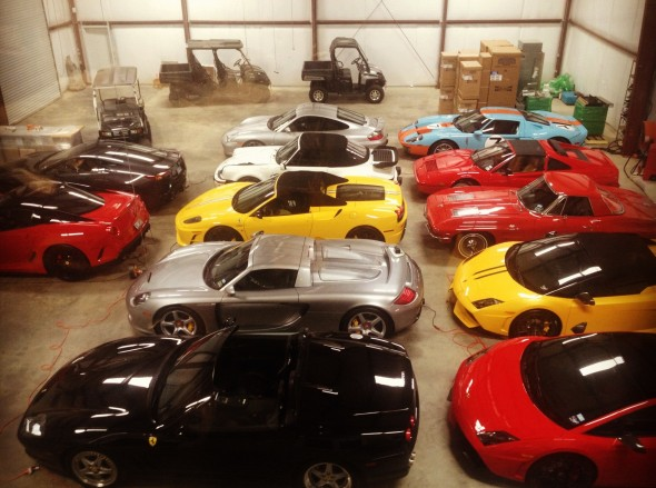 You wish your garage looked like this. TFM.