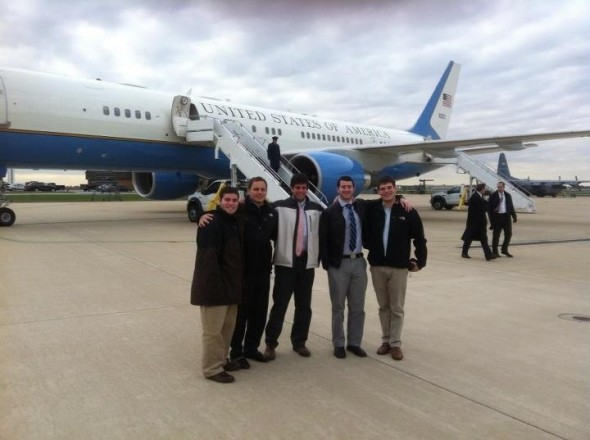 ΑΕΠ and Air Force One. TFM.