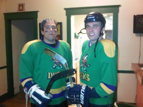 The Bash Brothers, Fulton Reed and Dean Portman.