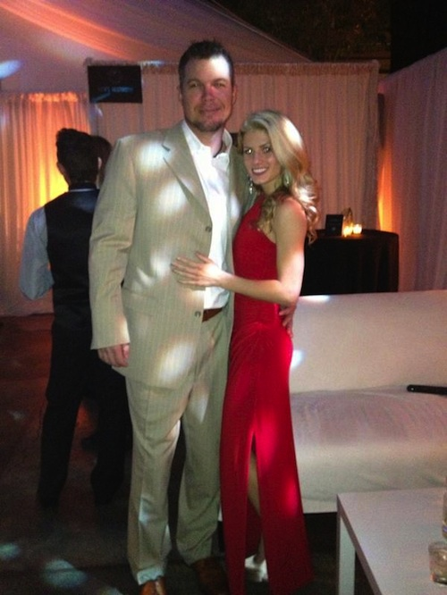 Chipper Jones divorcing his wife, and then getting with a Playmate. TFM.