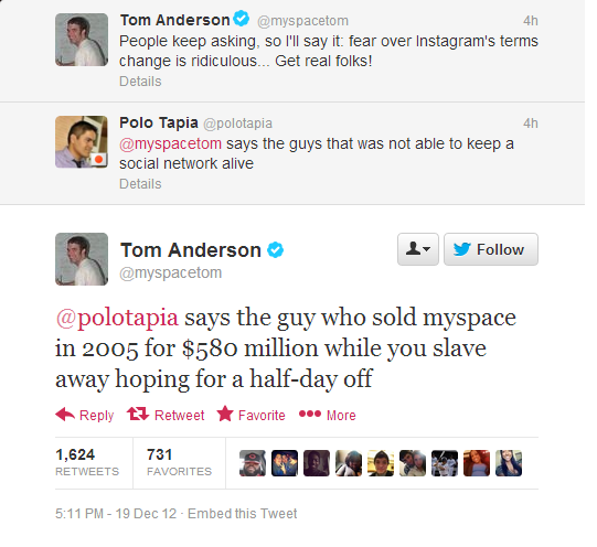 Tom with the haymaker. TFM.