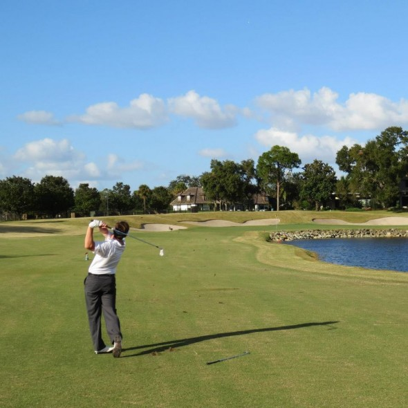 18th at Bay Hill. TFM.