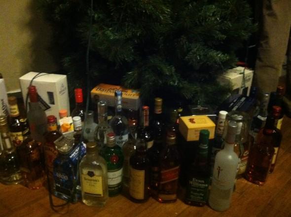 Merry Fifthmas. TFM.