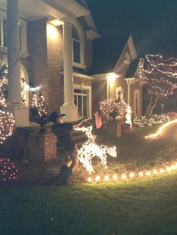 Christmas time in 'Merica. TFM.