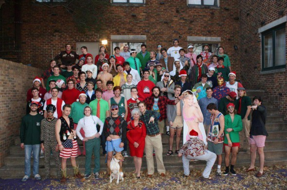 Merry Christmas from SAE. TFM.