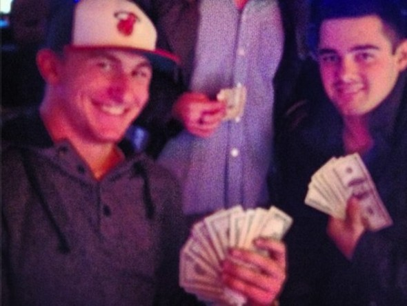 Johnny Football. TFM.