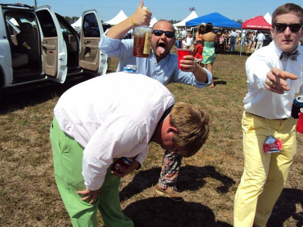 Almost time for the Carolina Cup. TFM.