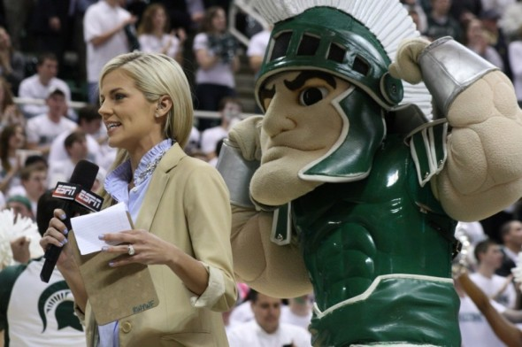 Sparty not caring about Sam's marriage. TFM.