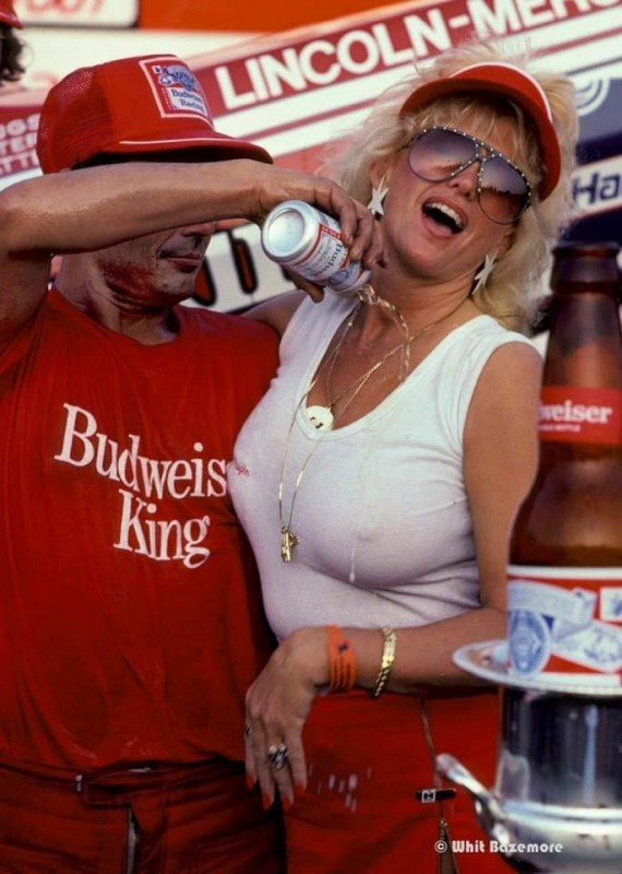 Budweiser King. TFM.