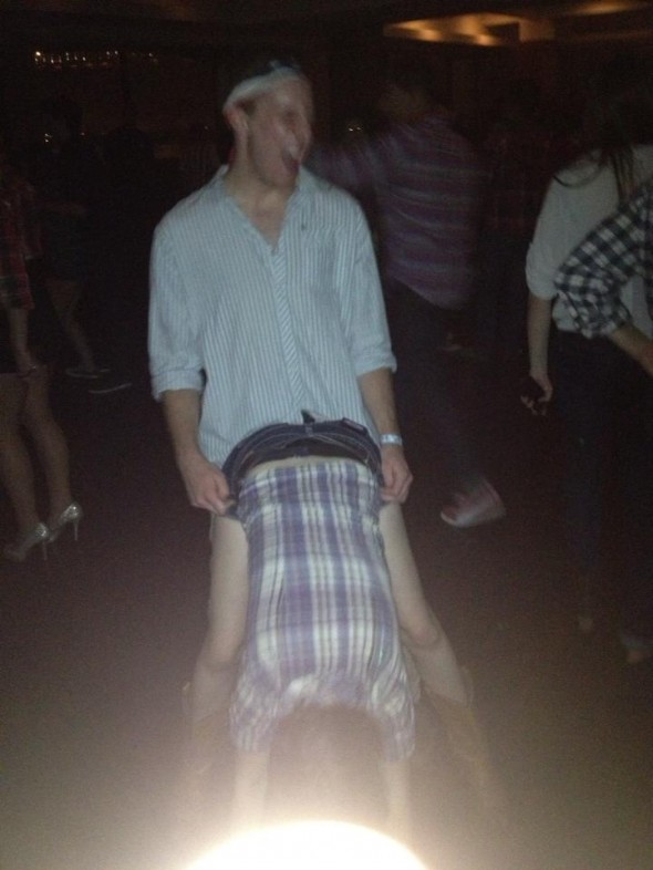 "Taking ""rodeo"" to the next level. TFM."