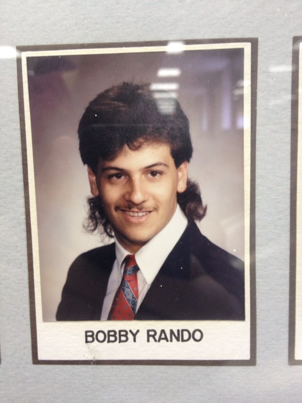 Bobby Rando. TFM.