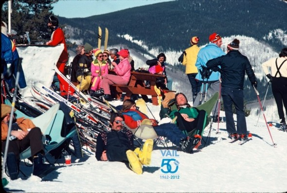 Spring Break at Vail in the 80's. TFM.