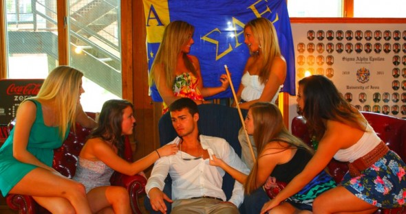Bitches love SAE. TFM.