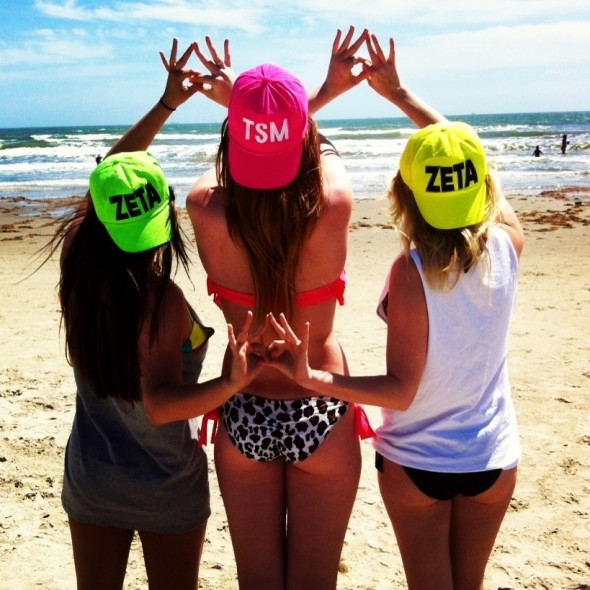 Throwing what you know on the beach. TSM.