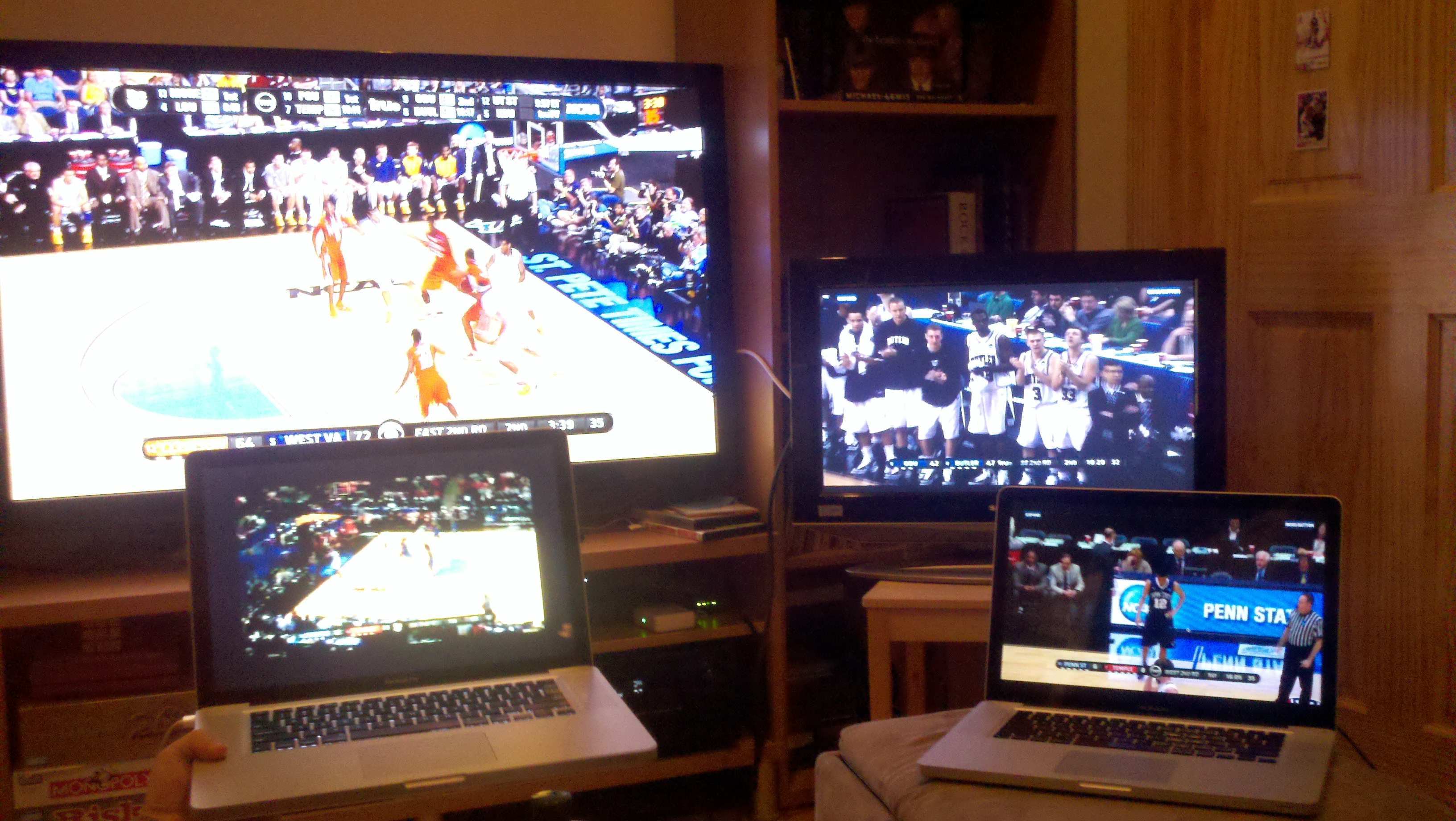 Coping With The Nearing End Of March Madness
