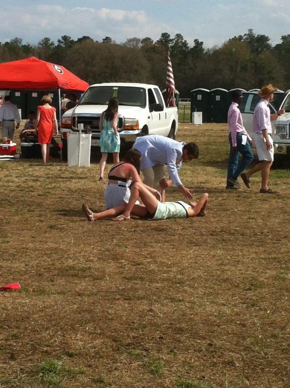 Carolina Cup stragglers. TFM.