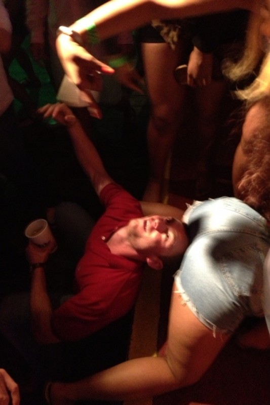 Going in for the kill. TFM.