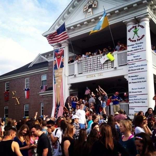 Derby Days. TFM.