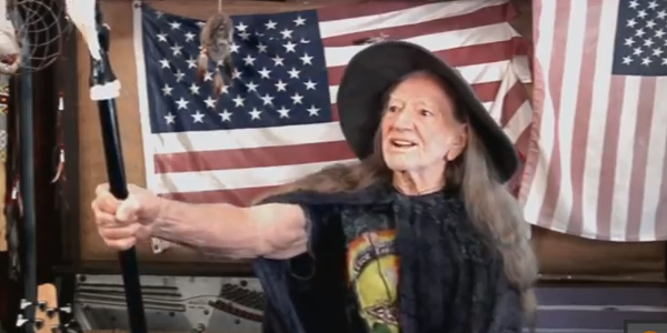 Willie Nelson Turns 80, Auditions To Be Gandalf In The Hobbit 2