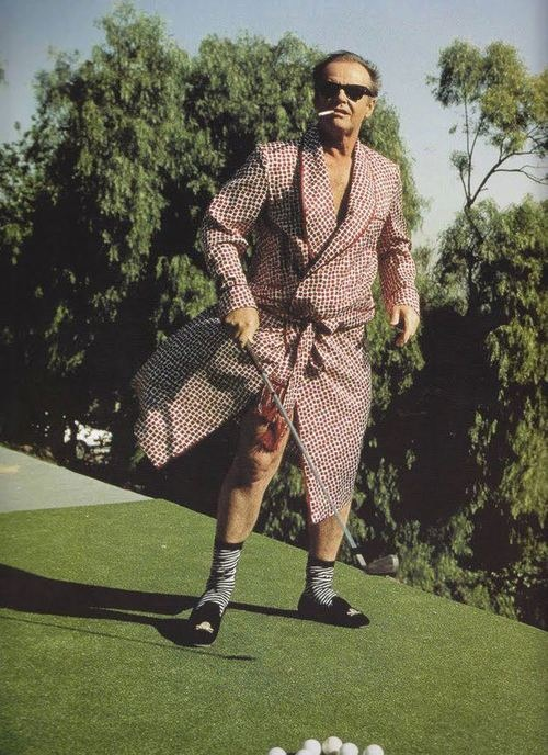 Jack Nicholson gets it. TFM.