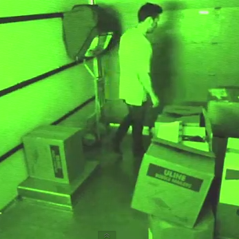 The Delivery Prank