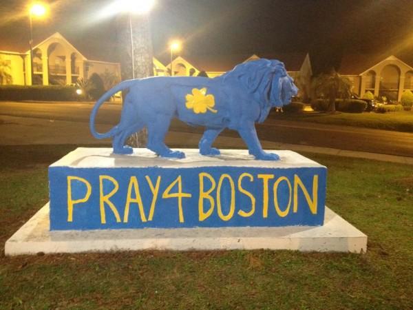 Pray 4 Boston. TFM.