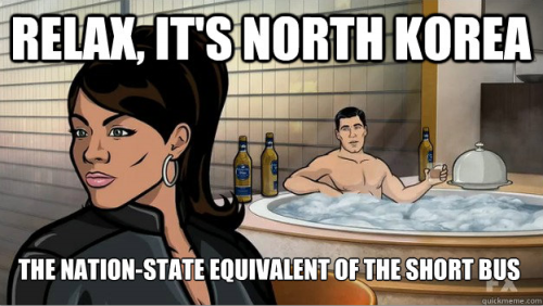 Sterling Archer telling it like it is. TFM.