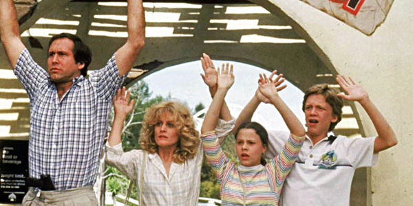 'Vacation' Movie Reboot Threatens Chevy Chase's Legacy, Is Delayed