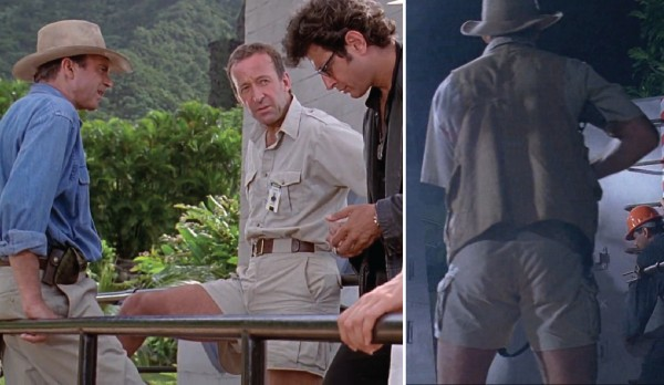 Robert Muldoon in Jurassic Park. TFM.