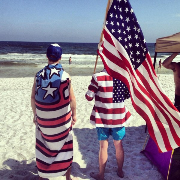 Memorial Day Weekend in Gulf Shores. TFM.
