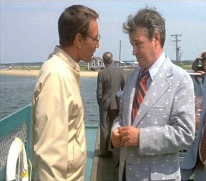Mayor Vaughn's blazer in Jaws. TFM.
