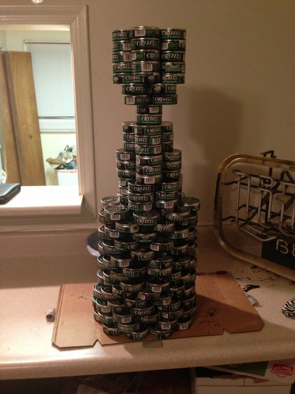 The Stanley Cup of Dip. TFM.