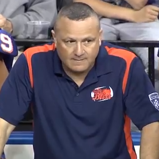 Lingerie Football Coach Screams Obscenities At Hot Chicks In Lingerie