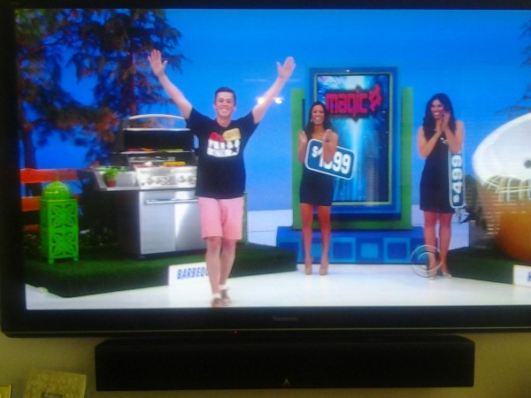 ATΩ dominating The Price is Right. TFM.