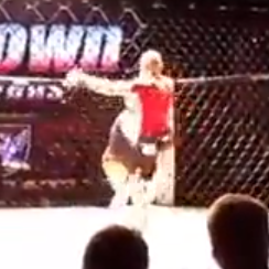 4 Second MMA Fight Ends In Knockout