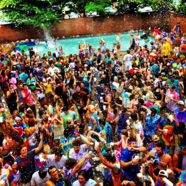 We may not win every game, but we'll never lose a party. TFM.