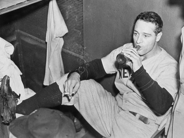 Lou Gehrig. TFM.